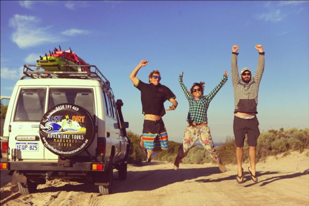 Surf N' Dirt Adventure Tours