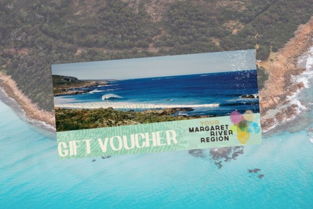 GIFT VOUCHER - Tours and Activities - Your Margaret River Region