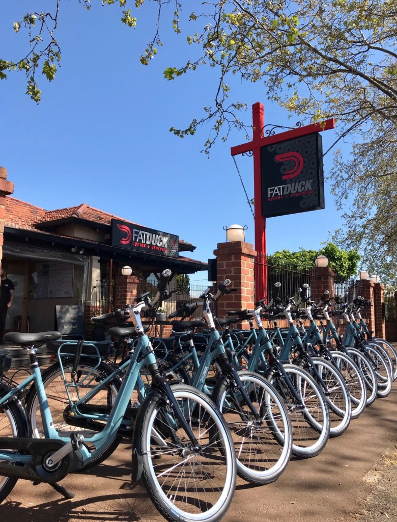 Fat Duck Cycles and Espresso Bar