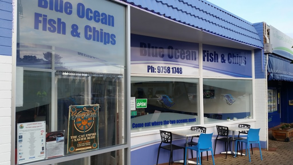 Blue Ocean Fish and Chips Augusta