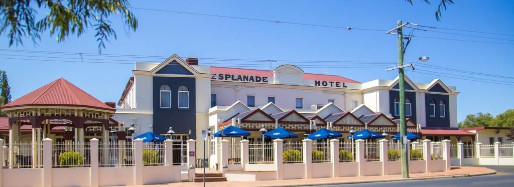 Esplanade Hotel Busselton