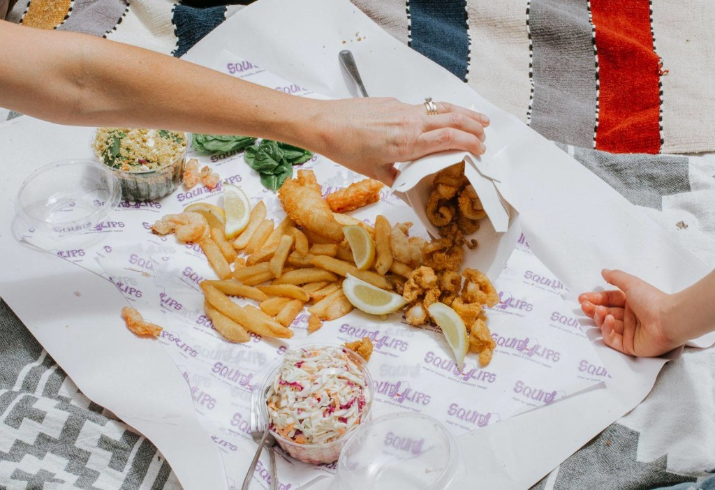 Squidlips Fish'n'Chips Dunsborough