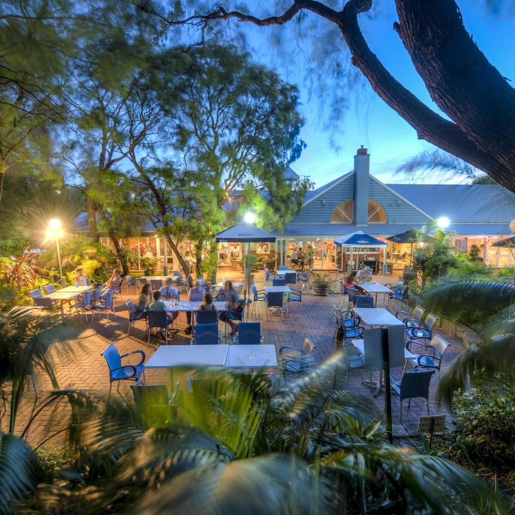 Stilts Beach Bar + Restaurant