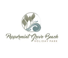Peppermint Grove Beach Holiday Park logo