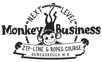 Next Level Monkey Business logo