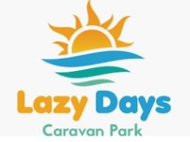 Lazy Days Caravan Park logo