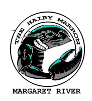 The Hairy Marron logo