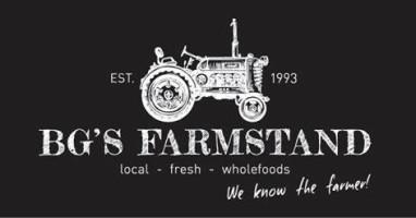 BG's Farmstand logo
