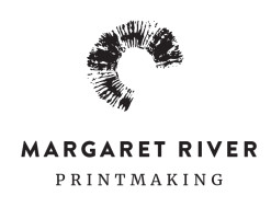 Margaret River Printmaking logo
