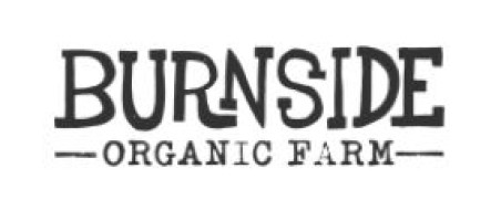 Burnside Organic Farm logo