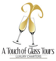 A Touch of Glass Tours and Charters logo