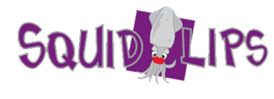 Squidlips Margaret River logo