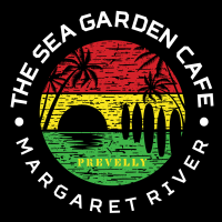 The Sea Garden Cafe logo