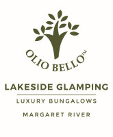 Olio Bello Lakeside Glamping logo