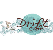 Drift Cafe logo