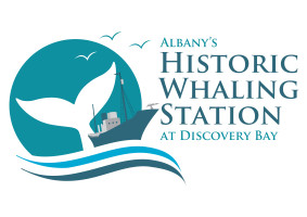 Albany's Historic Whaling Station logo