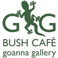 Goanna Gallery Bush Cafe logo