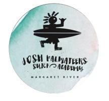 Josh Palmateer Surf Academy logo