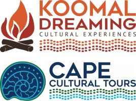 Koomal Dreaming & Cape Cultural Tours logo