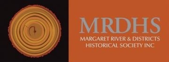 Margaret River  Historical Society logo