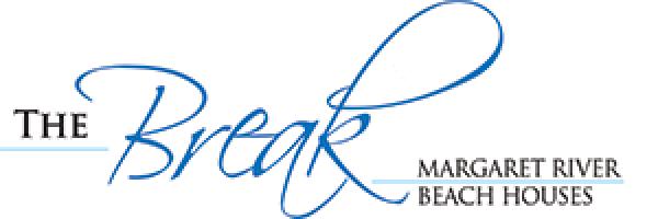 The Break: Margaret River Beach Houses logo