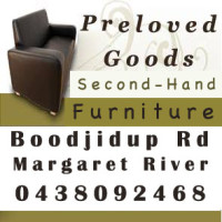 Preloved Goods logo