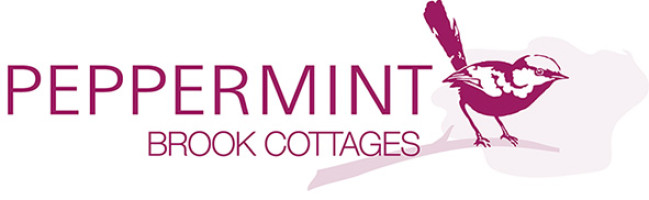 Peppermint Brook Cottages logo