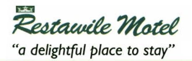 Restawile Motel logo