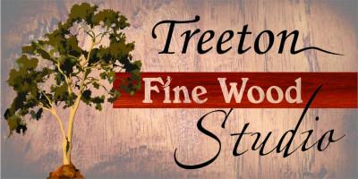 Treeton Fine Wood Studio logo