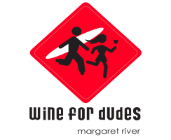 Wine For Dudes logo
