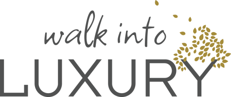 Walk into Luxury logo