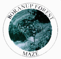 Boranup Forest Maze logo