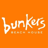 Bunkers Beach House logo