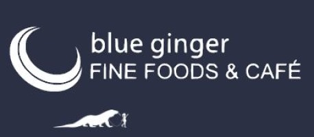 Blue Ginger Fine Foods & Cafe logo