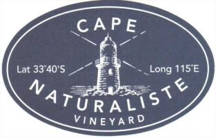 Cape Naturaliste Vineyard logo