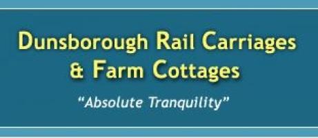 Dunsborough Rail Carriages & Farm Cottages logo
