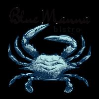 Blue Manna Bistro logo